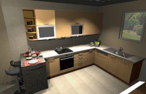 under cabinet kitchen lighting