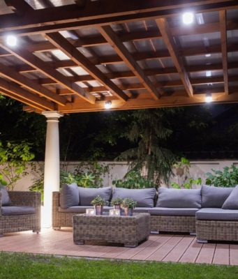 Create a Mood In Your Garden With Lighting (1)