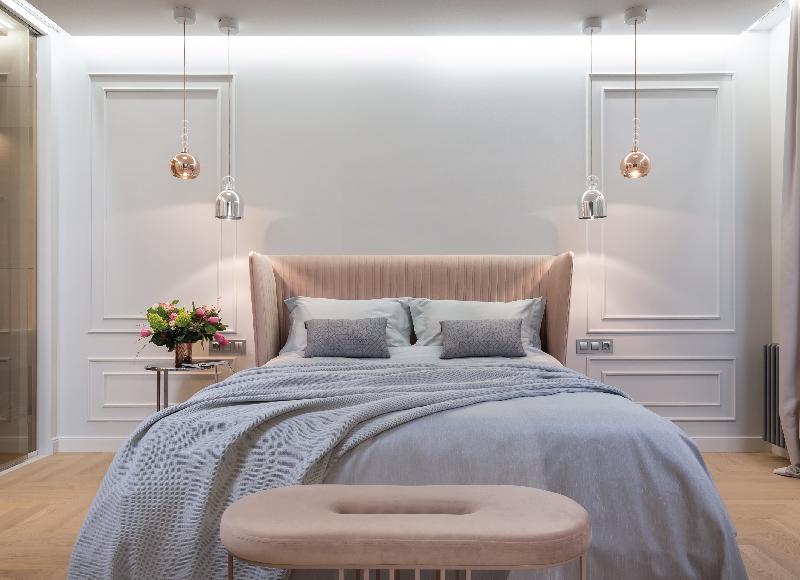 Bedroom Spotlight - Direct Lighting