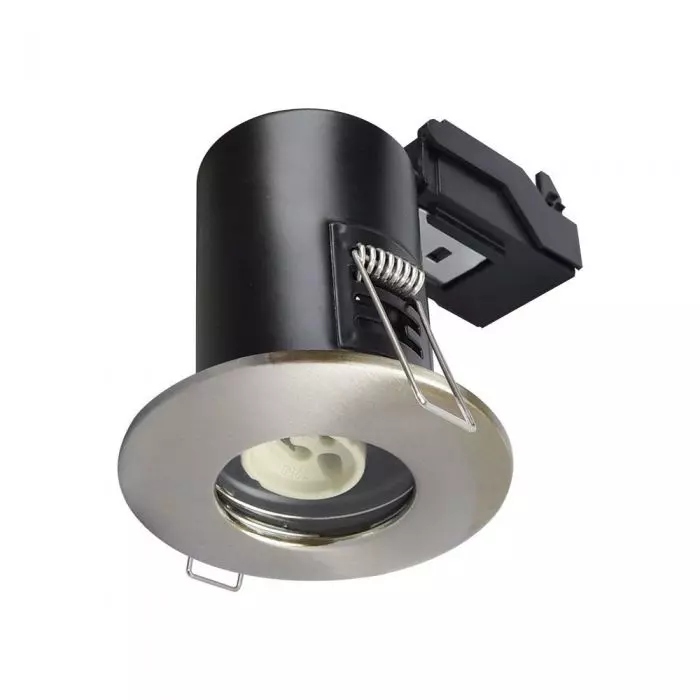 Simple Lighting: Skip to the beginning of the images gallery IP65 Shower Fixed Fire Rated Downlight