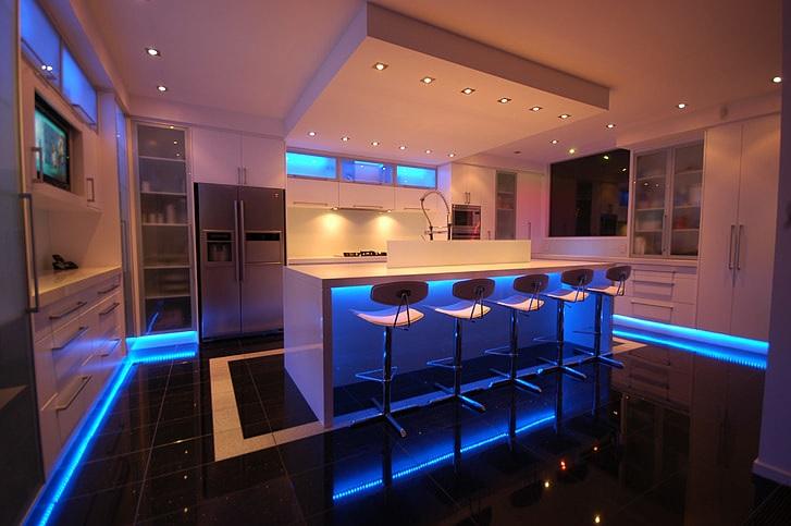 modern kitchen lights