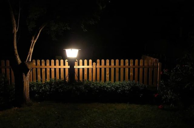 outdoor light
