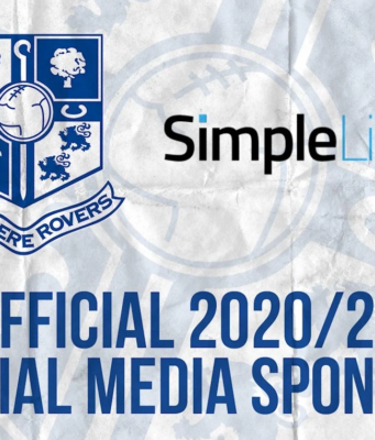 Simple Lighting - Tranmere Rovers Sponsorship
