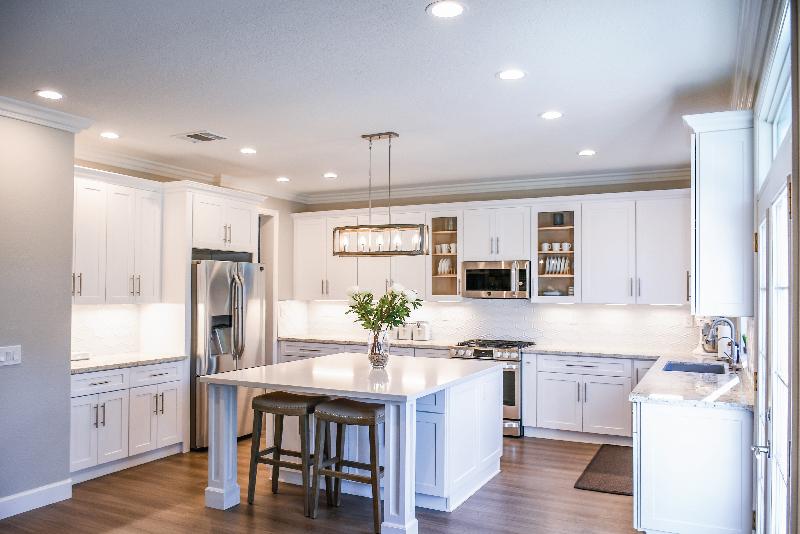 Beautiful Kitchen Downlights