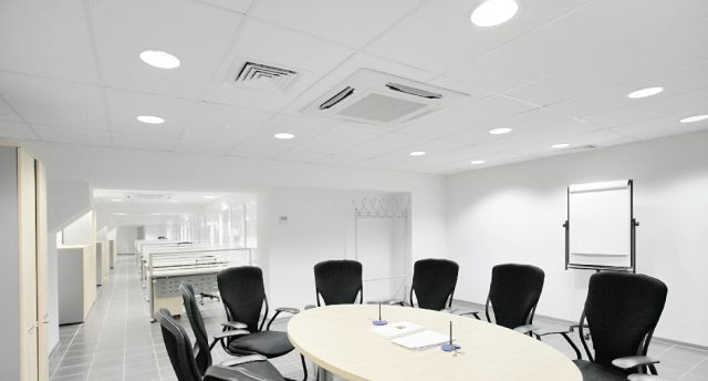 Simple Lighting Blog: Advantages of using LED panel in the office