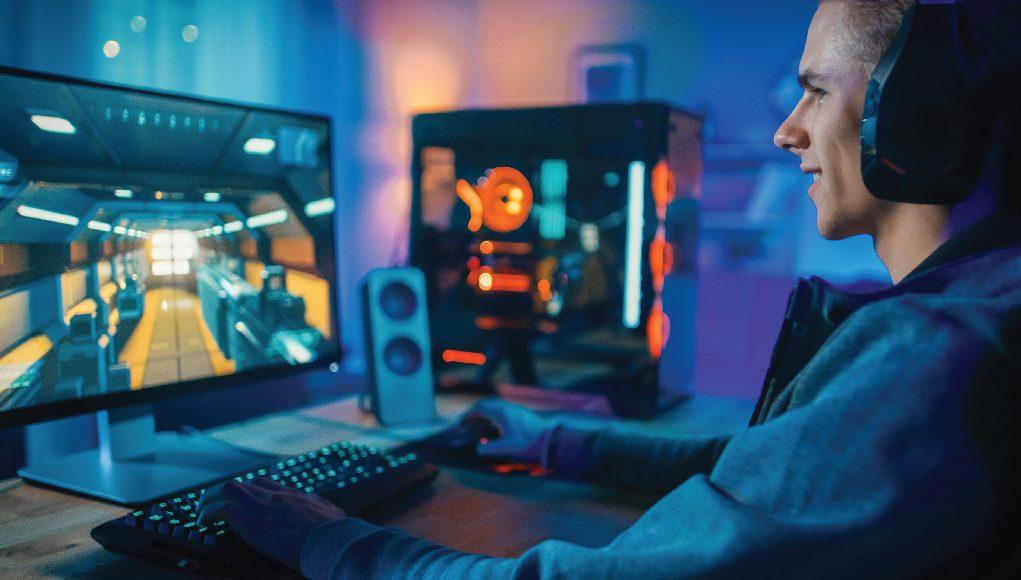 Simple Lighting Blog - Why Do Gamers Like LED Strip